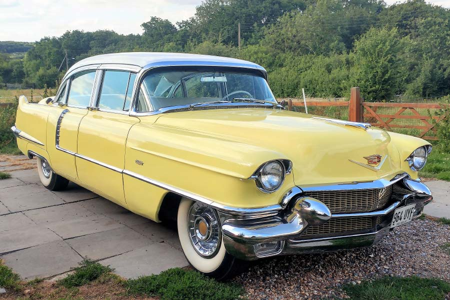 1956 Cadillac Formal Sedan Action Vehicle