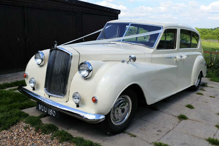 1958 Austin Vanden Plas Action Vehicle