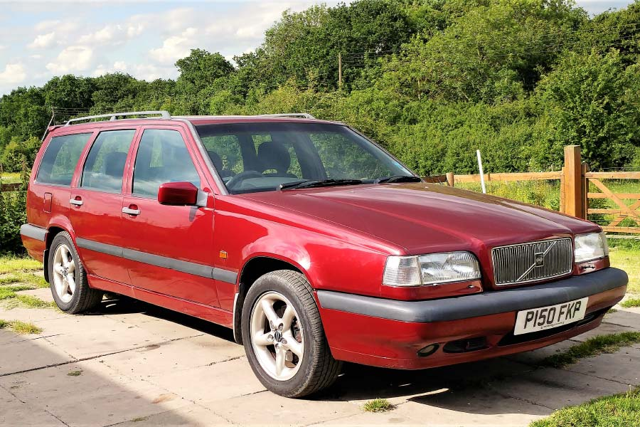 1996 Volvo 850 Estate Action Vehicle