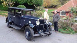 1931 Humber 16/50