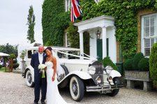 1929 Pierce Arrow Wedding Venue Essex