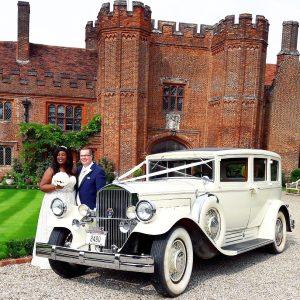 1930 Pierce-Arrow Essex Wedding Car