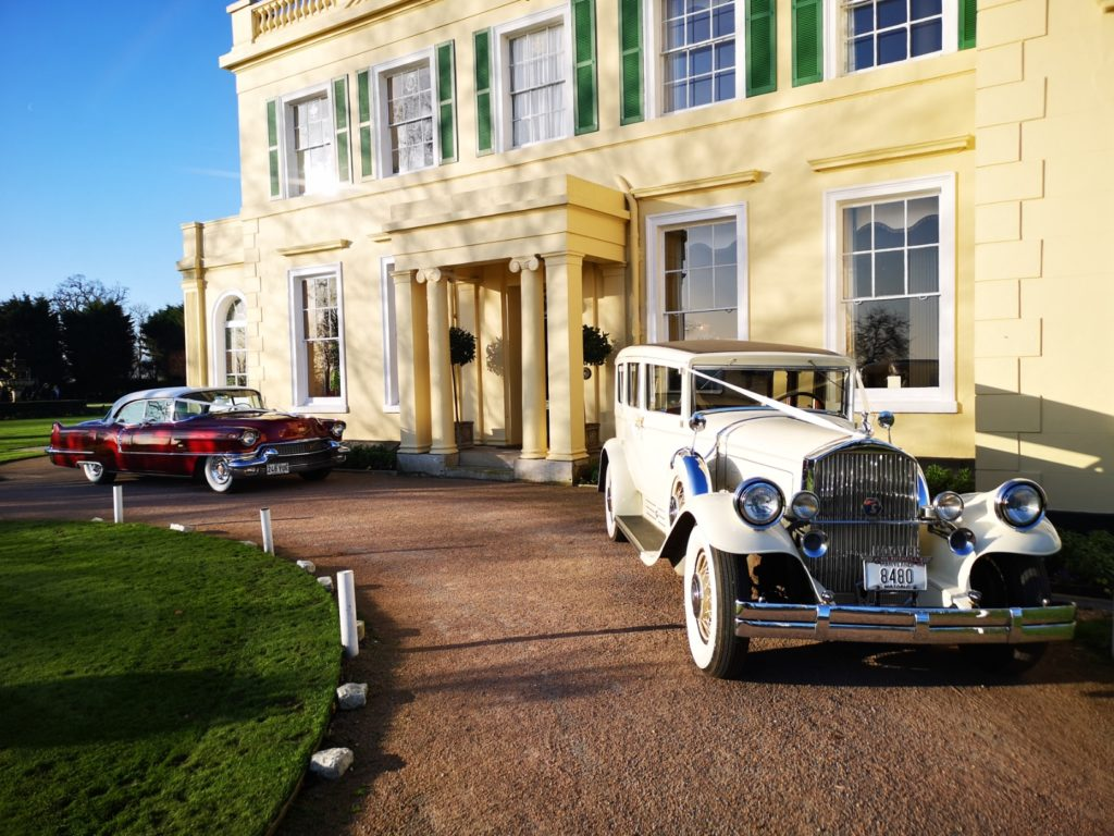 Wedding Car Hire Essex