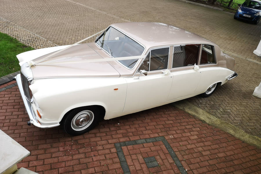 1981 Daimler Ds 420 Limousine Arrow Vintage Cars
