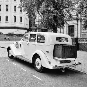 Essex Weding Car Rolls Royce Hire