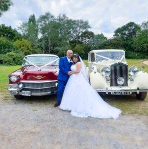 Essex Wedding Car Rolls Royce