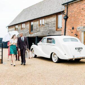Happy New Year 2021 Essex Wedding Car Arrow Vintage Cars