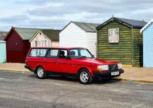 Volvo 240 Estate Music Video
